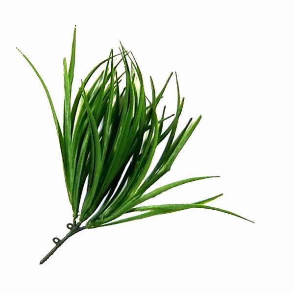 Kunsthaag insteekplant gras voor kunsthagen