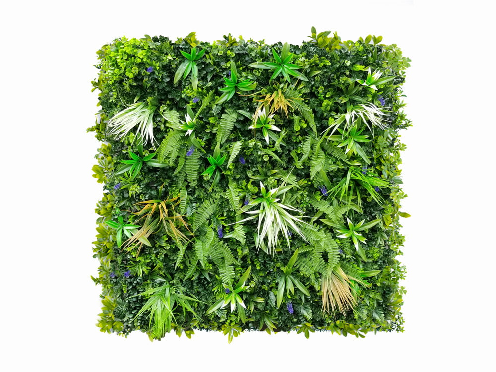 Vegetatie Jungle bloem Plantenwand